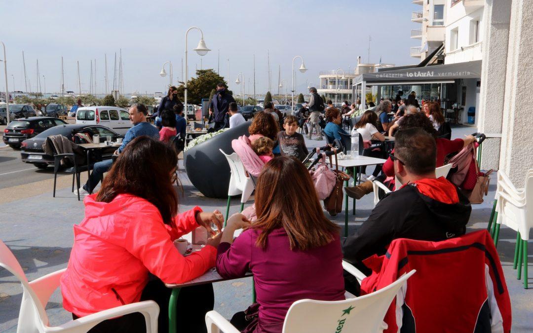 La Costa Daurada i Terres de l'Ebre tanquen una 'bona Setmana Santa' amb una ocupació d'entre el 60% i 80%
