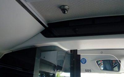 L'EMT adjudica la instal·lació de càmeres a la flota d'autobusos