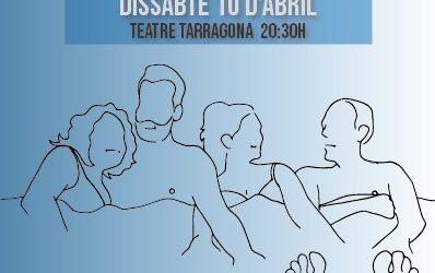 Aquest dissabte s'estrena la comèdia 'Dos més Dos' al Teatre Tarragona