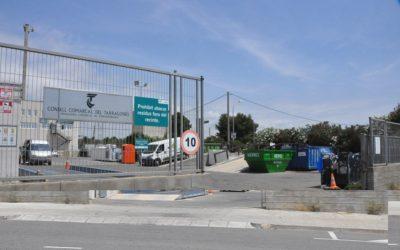 La deixalleria de Torredembarra entra en l'economia circular