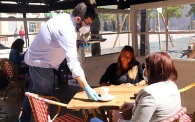 El sector de l'hostaleria de Tarragona rep el nou confinament comarcal 'com un gerro d'aigua freda'