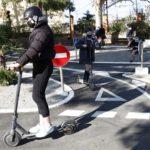 Donen classes de patinet elèctric a prop de 800 joves de Reus per rebaixar l'alta accidentalitat