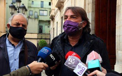La UGT reclama un Govern 'ja' a Catalunya: 'Que ens deixin de marejar. És absurd el que estan fent'
