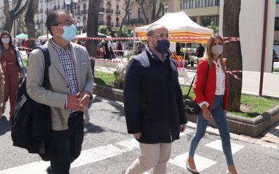 Fernández, a Laura Borràs: 'El seu paper és institucional i bé faria d'estalviar-se segons quines opinions polítiques'