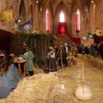 Montblanc viu amb 'emoció' la Setmana Medieval adaptada a la pandèmia: 'Hem tornat a fer Sant Jordi'