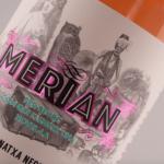 SAL I PEBRE: Cellers Tarroné treu al mercat el Merian rosat 2020