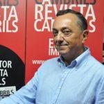 Josep Capella, el periodista cambrilenc que informa de la Batalla per Madrid