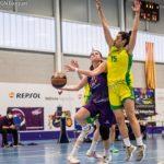 Victòria taquicàrdica del TGN Bàsquet davant el Joventut Les Corts (62-63)
