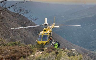 Cinc rescats de muntanya a les comarques de Tarragona en només un dia