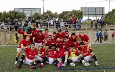 El Juvenil C, a només 1 punt d'ascendir a la Primera Divisió catalana