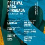 El Festival Roca Foradada oferirà sis actuacions entre el 10 de juliol i el 21 d'agost amb una àmplia varietat d'estils