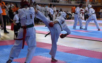 Torredembarra acull el Campionat d'Espanya de Karate Kyokushin amb 120 participants aquest proper dissabte