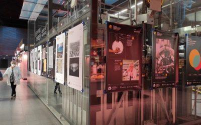 Ja es pot visitar l'exposició de fotografia científica al Mercat Central de Tarragona