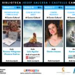 La biblioteca de Cambrils ofereix una sessió de contes musicals i la presentació de dos llibres
