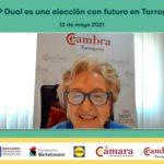 La Cambra de Tarragona impulsa la xarxa d'ambaixadors 'Somos FP Dual' perquè més joves triïn aquesta formació