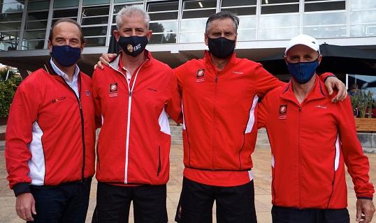 L'equip +55 masculí del Tennis Tarragona, campió de Catalunya per equips