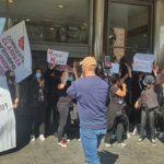 La vaga de la plantilla d'H&M continua endavant el 14 de maig després que la mediació amb l'empresa acabi sense acord