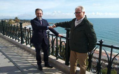 Héctor Álvarez assumeix la presidència en funcions de la Unió d'Empresaris de Tarragona