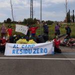 Al Camp Residu Zero recull 350 kg de brossa a Reus