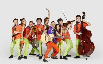 La gira 'Vull cantar i vull ballar' d'El Pot Petit fa parada al Teatre Auditori del Morell