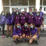 L'equip femení Sub-20 del CAT finalitza cinquè al català de clubs