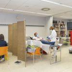 Bona acollida de la nova campanya de donació de sang a Constantí