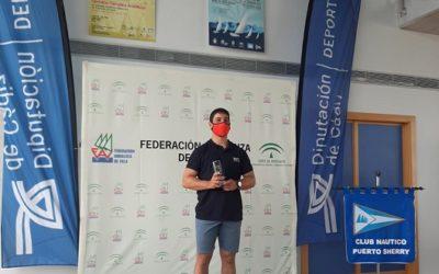 Ricard Castellví es proclama Campió Sub21 d'Ilca 7 a la Copa de España