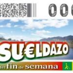 El 'Sueldazo' del Cap de Setmana de l'ONCEreparteix 20.000 euros a Tarragona