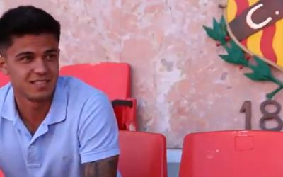 Brugui anuncia el seu comiat del Nàstic amb un emotiu vídeo al seu twitter