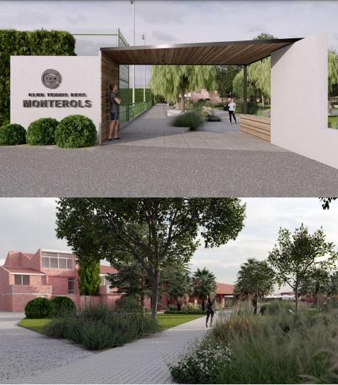 L'assemblea de socis i sòcies del Tennis Reus Monterols aprova el projecte de remodelació dels exteriors