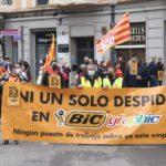 El PSC insta la Generalitat a mediar entre l'empresa Bic Graphic i els treballadors
