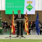 Els Pallaresos converteix en una festa la inauguració de la sala polivalent