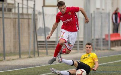Eric De las Heras, preconvocat amb Andorra Sub21