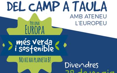 L'estratègia europea 'Del camp a taula' serà a Torreforta