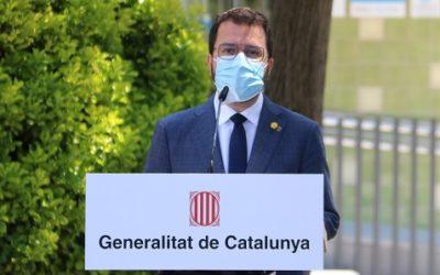 Aragonès anuncia que ERC ha decidit governar en minoria davant la manca d'acord amb JxCat