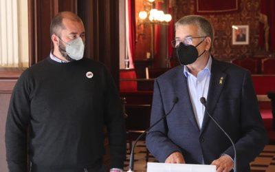 L'Ajuntament de Tarragona presenta al·legacions al projecte del tren-tramvia per guanyar intermodalitat