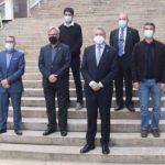 'Front comú' d'alcaldes del Tarragonès i Baix Penedès perquè els trens de mercaderies no passin per dins els municipis