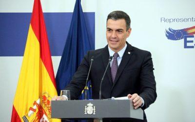 Sánchez veu 'més important que mai reivindicar el diàleg' però afirma que Puigdemont 's'ha de sotmetre a la justícia'