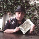 Jordi Mas publica 'Cicatrices de agua', tres relatos de alta intensidad