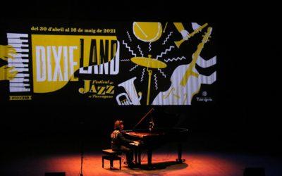 El jazz de Marco Mezquida sona al festival Dixieland