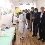 El Centre de la Imatge Mas Iglesias de Reus administrarà 1.600 dosis de vaccins cada setmana