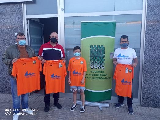 El Racing Bonavista donarà visibilitat a l'autisme a la nova samarreta de l'equip femení