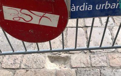 200 euros de multa per a cadascun dels lladres de la llamborda del Mercadal de Reus