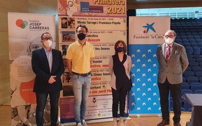 Vila-seca celebrarà la Gala Benèfica amb Martirio i Chano Domínguez