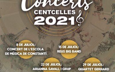 Obren les inscripcions per assistir al Cicle de Concerts a Centcelles del mes de juliol