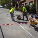 Les obres del carril bici que unirà el campus Catalunya i el campus Sescelades comencen a pedalar