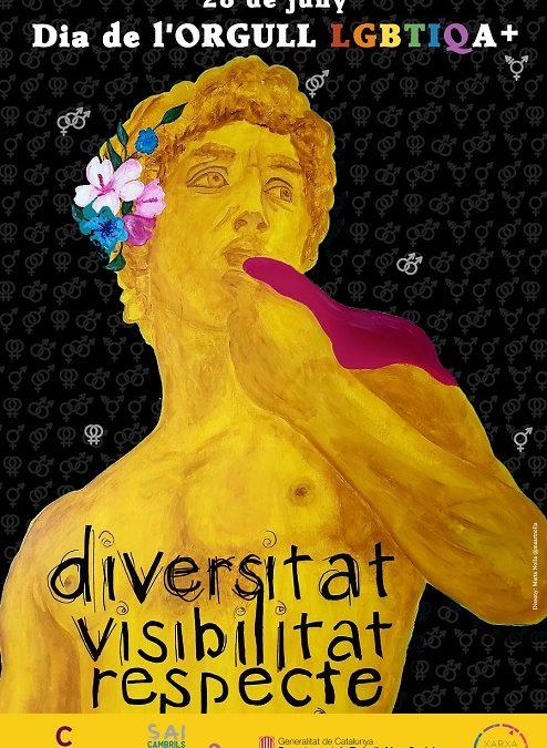 L'Ajuntament de Cambrils commemora el Dia Internacional de l'Orgull LGBTI+