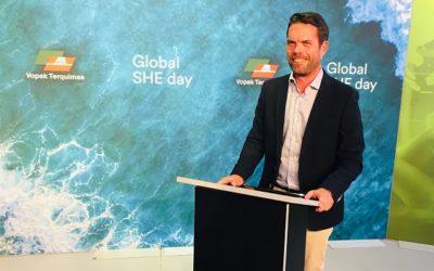 L'agenda de sostenibilitat marca el She Day 2021 de Vopak Terquimsa
