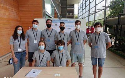 Lliurament del Premi Messer a estudiants de la URV d'Enginyeria Química i Enginyeria de Bioprocesos Alimentaris