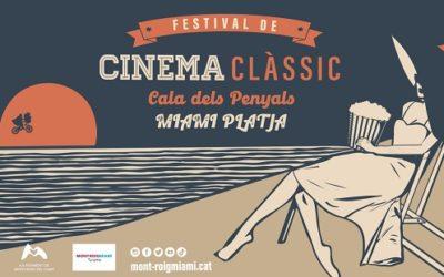 AGENDA: Un festival de cinema clàssic, la nova proposta d'estiu a Miami Platja